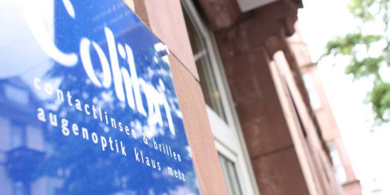 Colibri Augenoptik - Brillen & Contactlinsen - Optiker in Frankfurt am Main