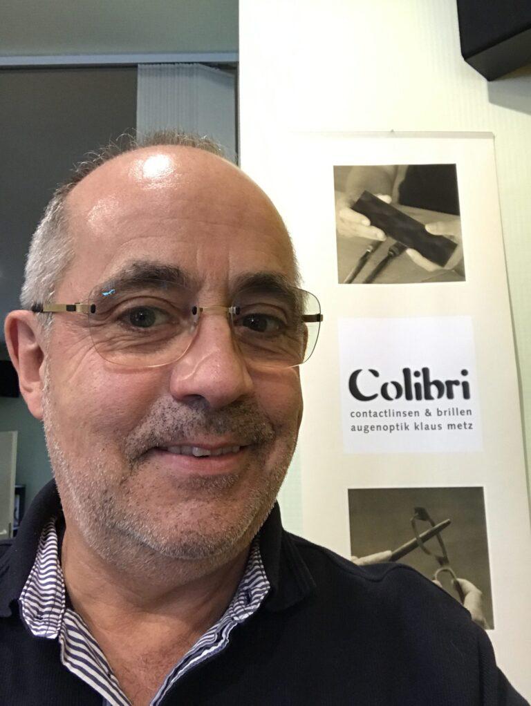 Klaus Metz (Optiker) - COLIBRI AUGENOPTIK