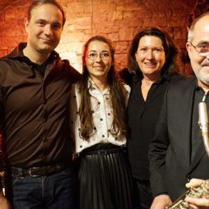 Jazz Band #1 - Colibri Augenoptik Frankfurt am Main