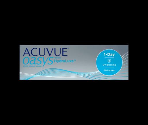 csm acuvue oasys hydraluxe 1 day 30er pack - Kontaktlinsen - Optiker Frankfurt