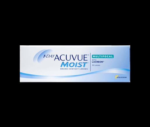 Acuvue 1 Day Moist Multifokal 30 - Kontaktlinsen - Optiker Frankfurt