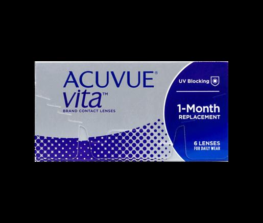Acuvue Vita 6er Box - Kontaktlinsen - Optiker Frankfurt